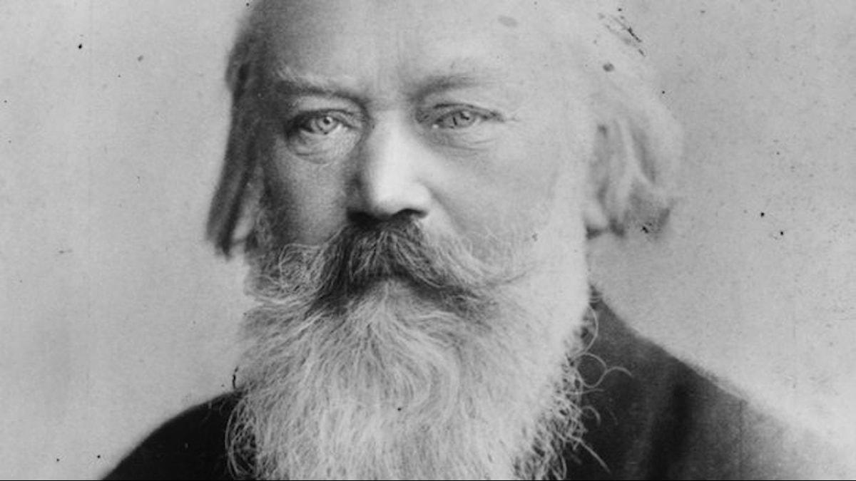 Johannes Brahms som äldre