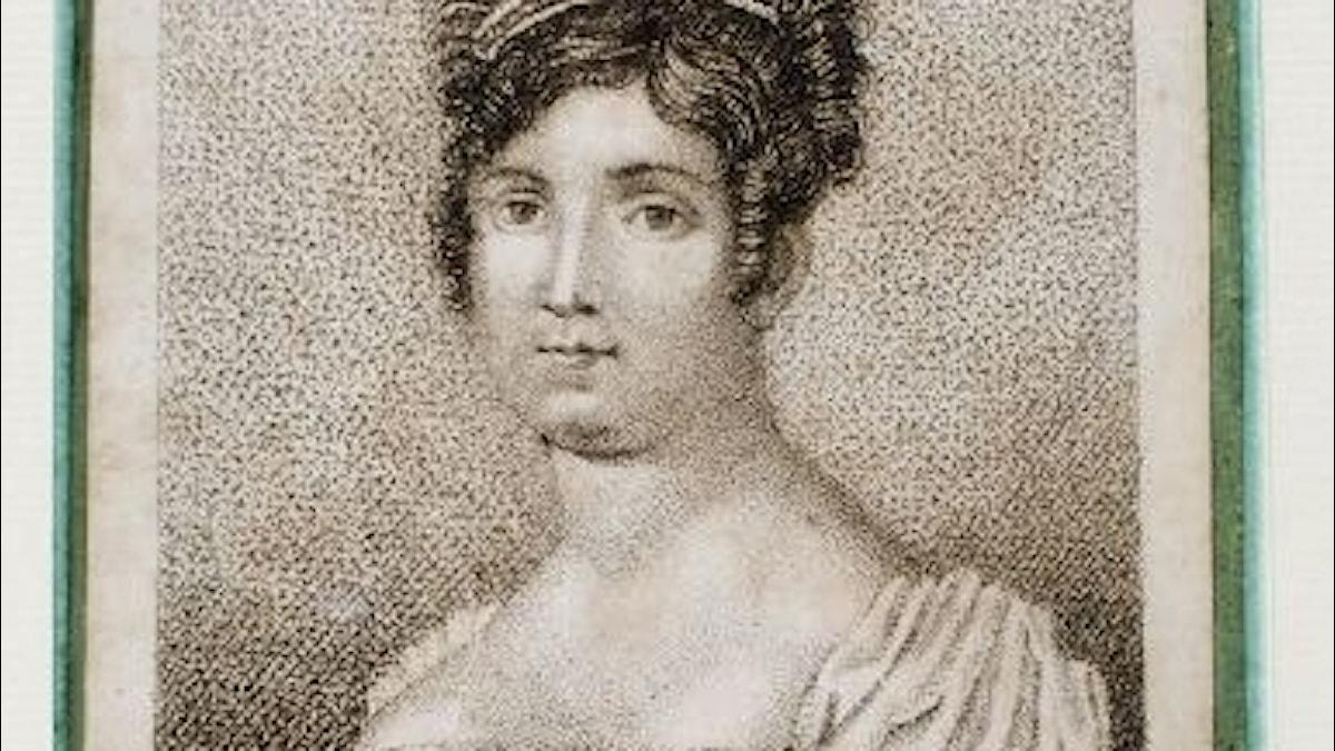 Teresa Belloc sjöng Ninettas roll på premiären 1817