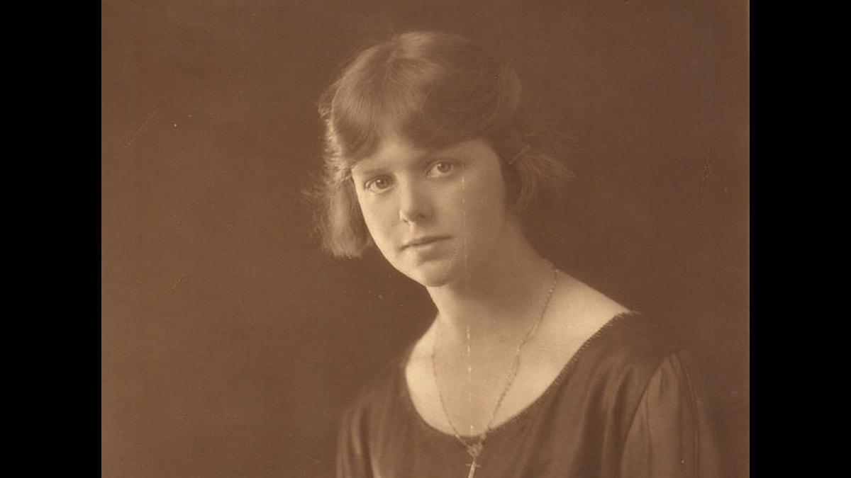 Dorothy Howell som ung