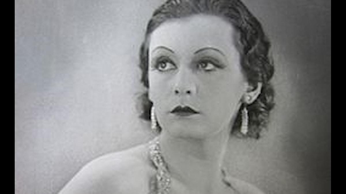 Zarah Leander 1931