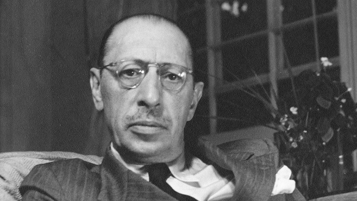 Fast Igor Stravinsky är med!