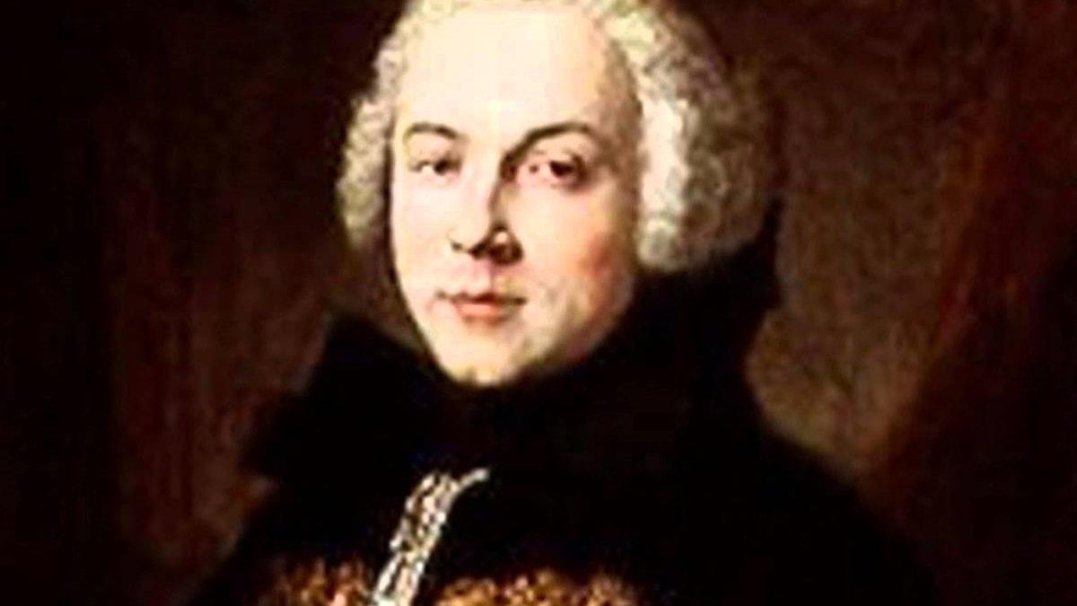 Luigi Boccherini, född 1743