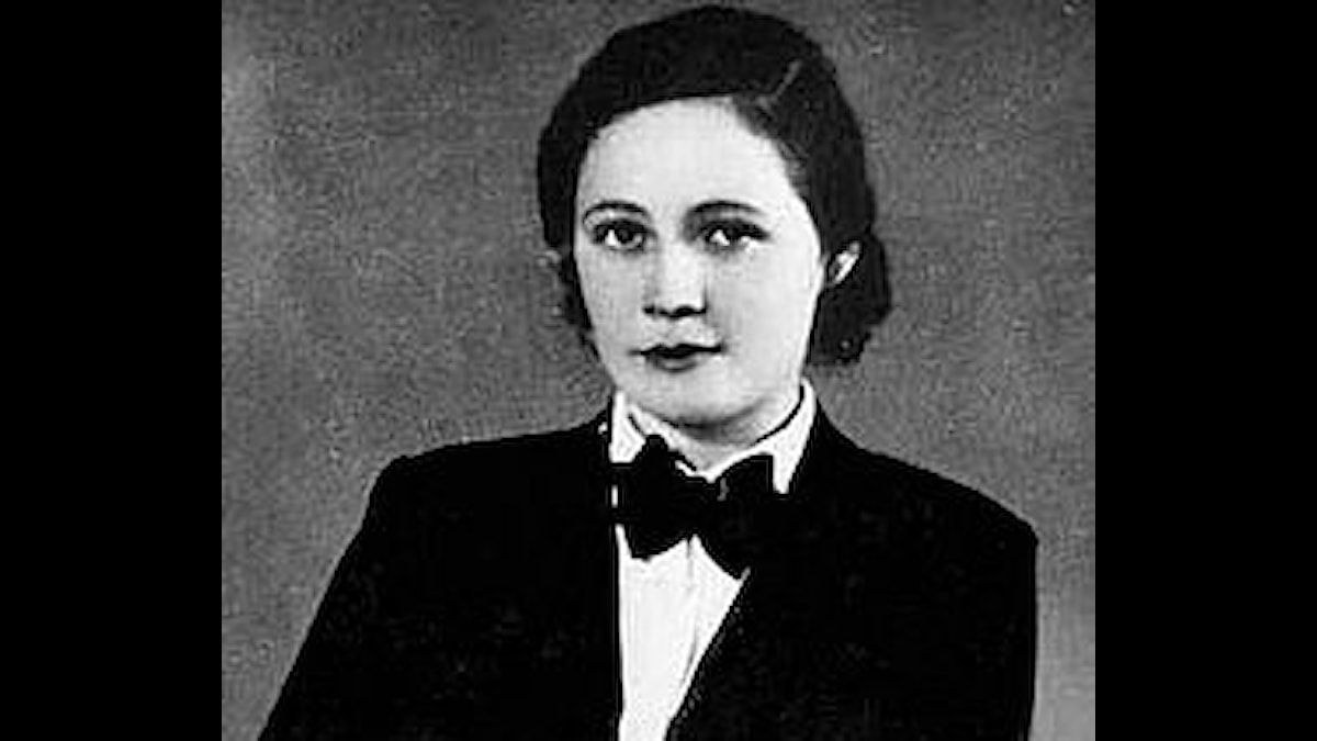 Viteslava Kaprálová 1935