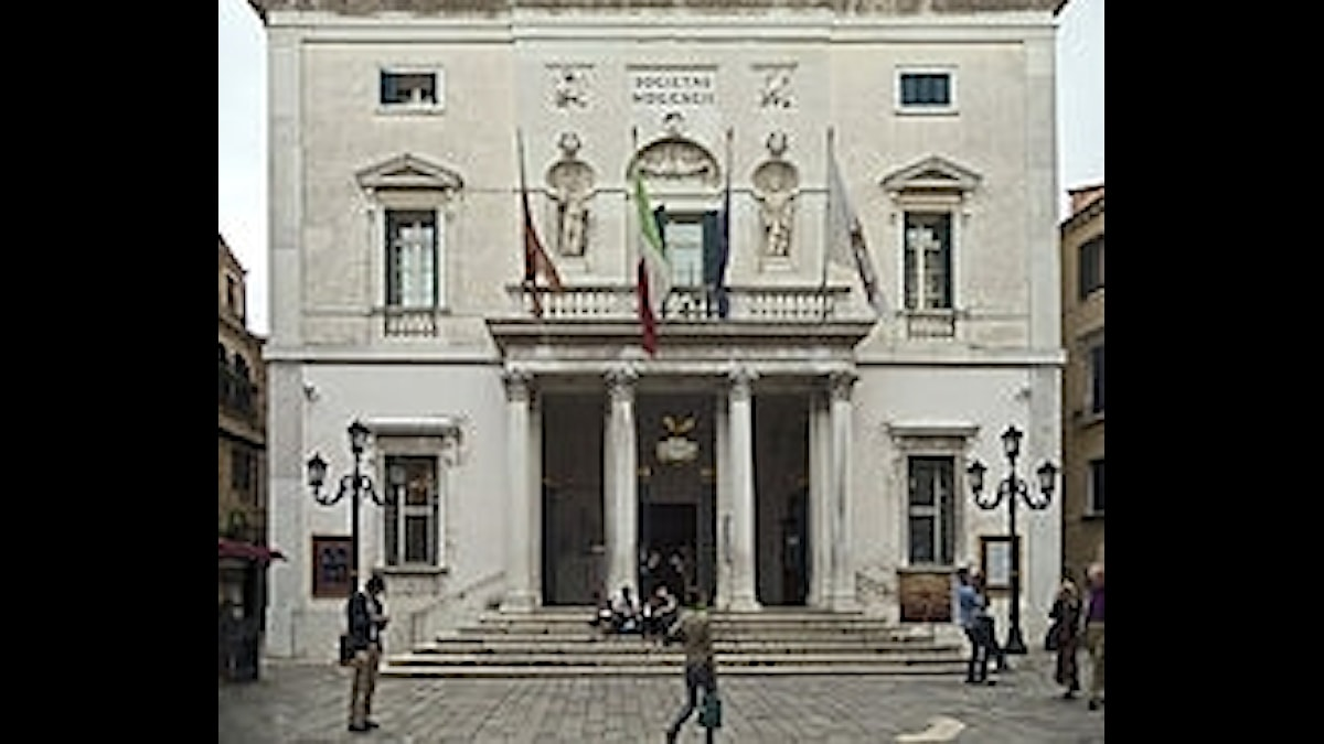 Teatro La Fenice i Venedig