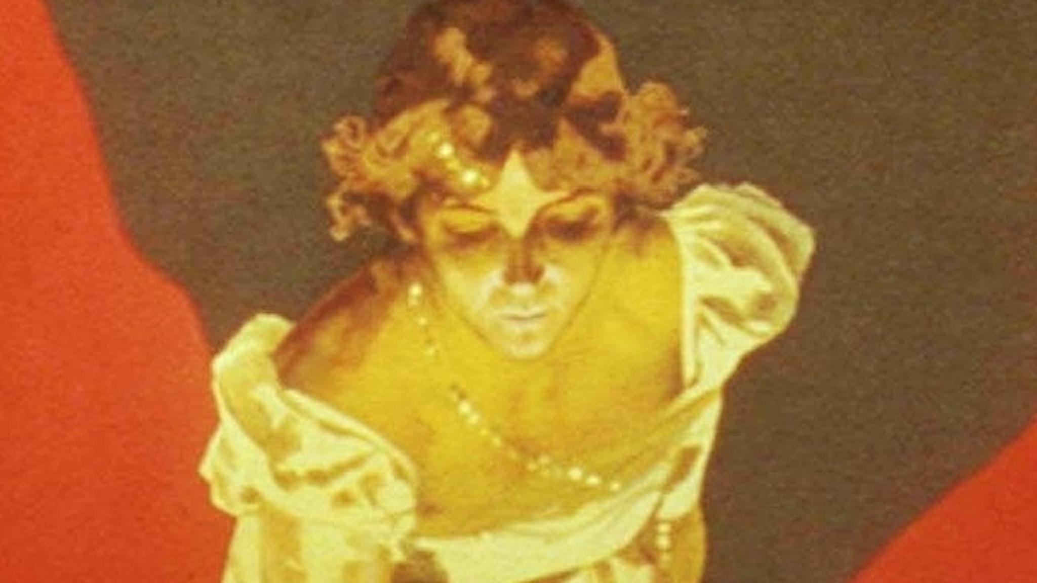 Tosca, del av affisch 1899