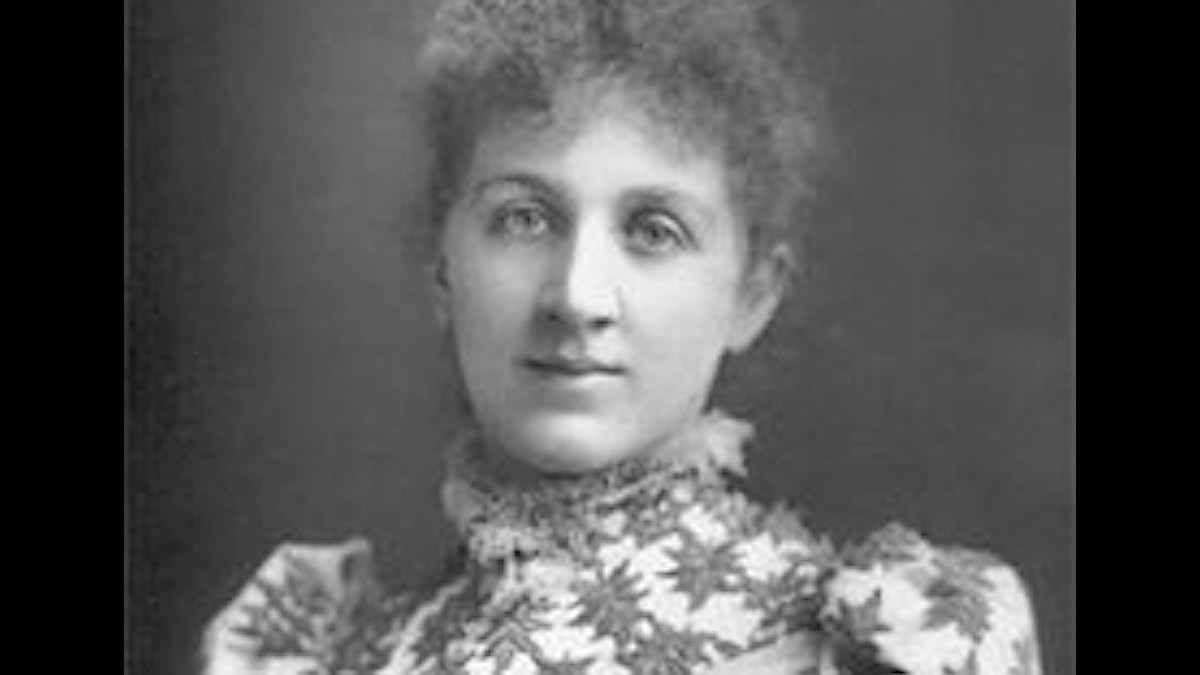Liza Lehmann 1889