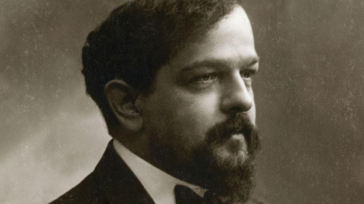 Claude Debussy 1908