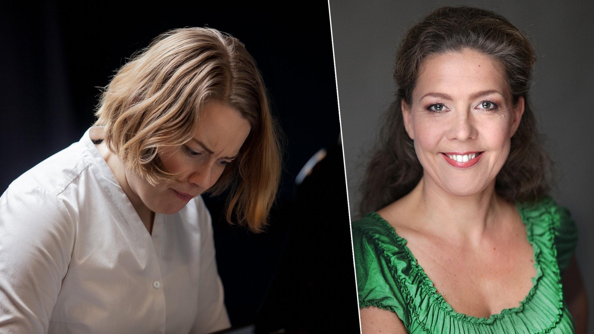 DIREKT: Fuchs och Christensson i musik av Schumann och Jennefelt