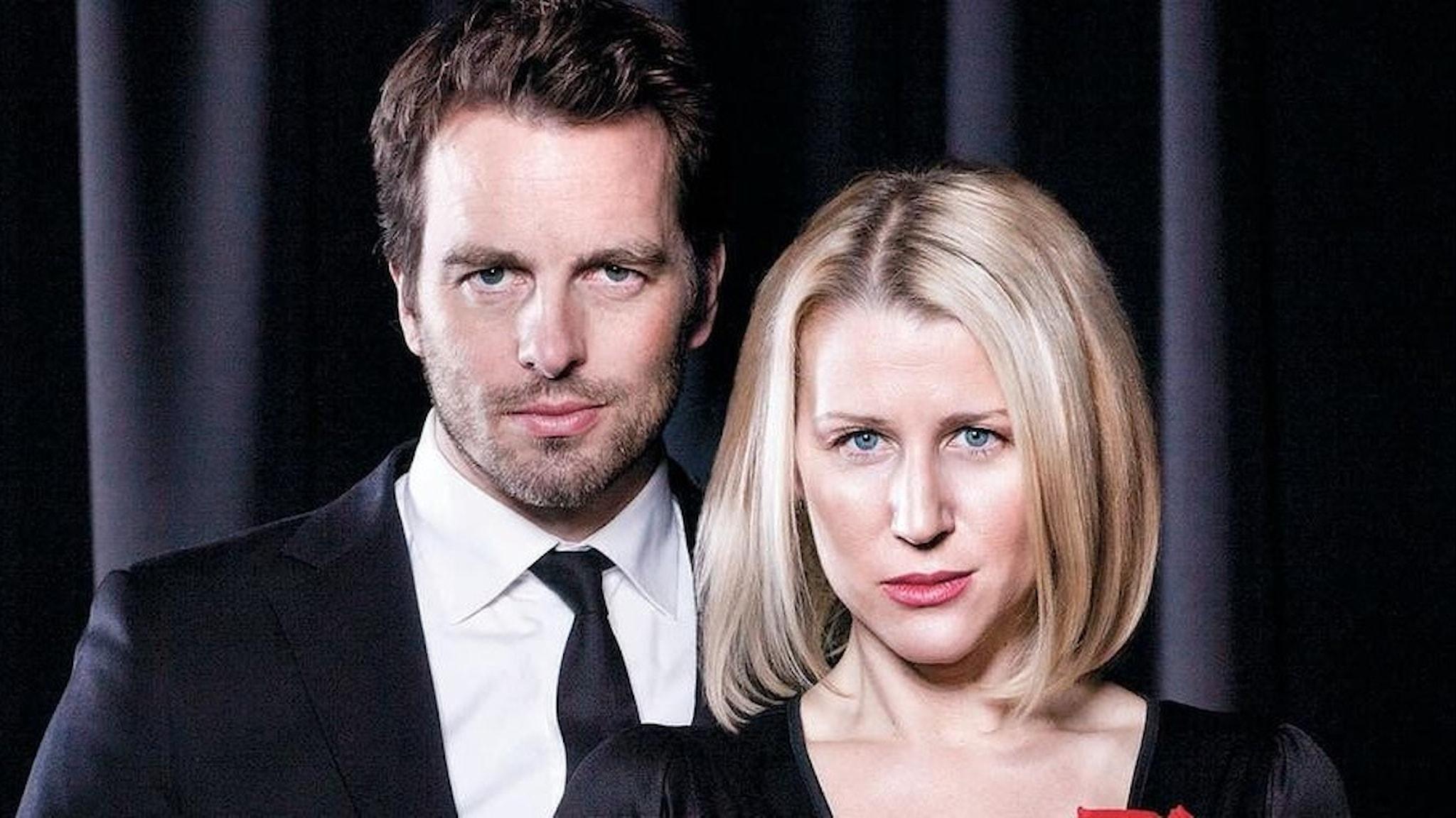 Bild: Christopher Wollter och Åsa Fång.