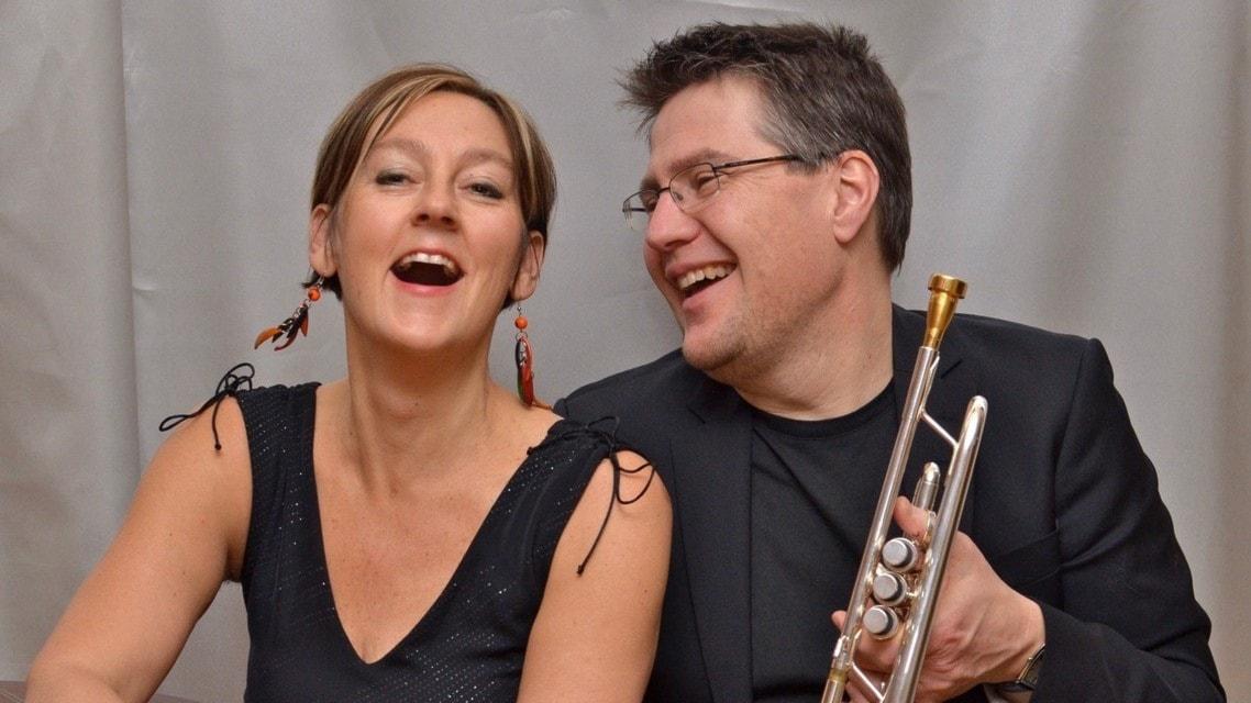 Agnas bjuder på spanska toner för gitarr och trumpet