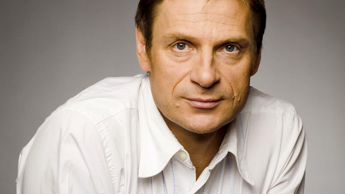 Den engelska barytonen Simon Keenlyside.
