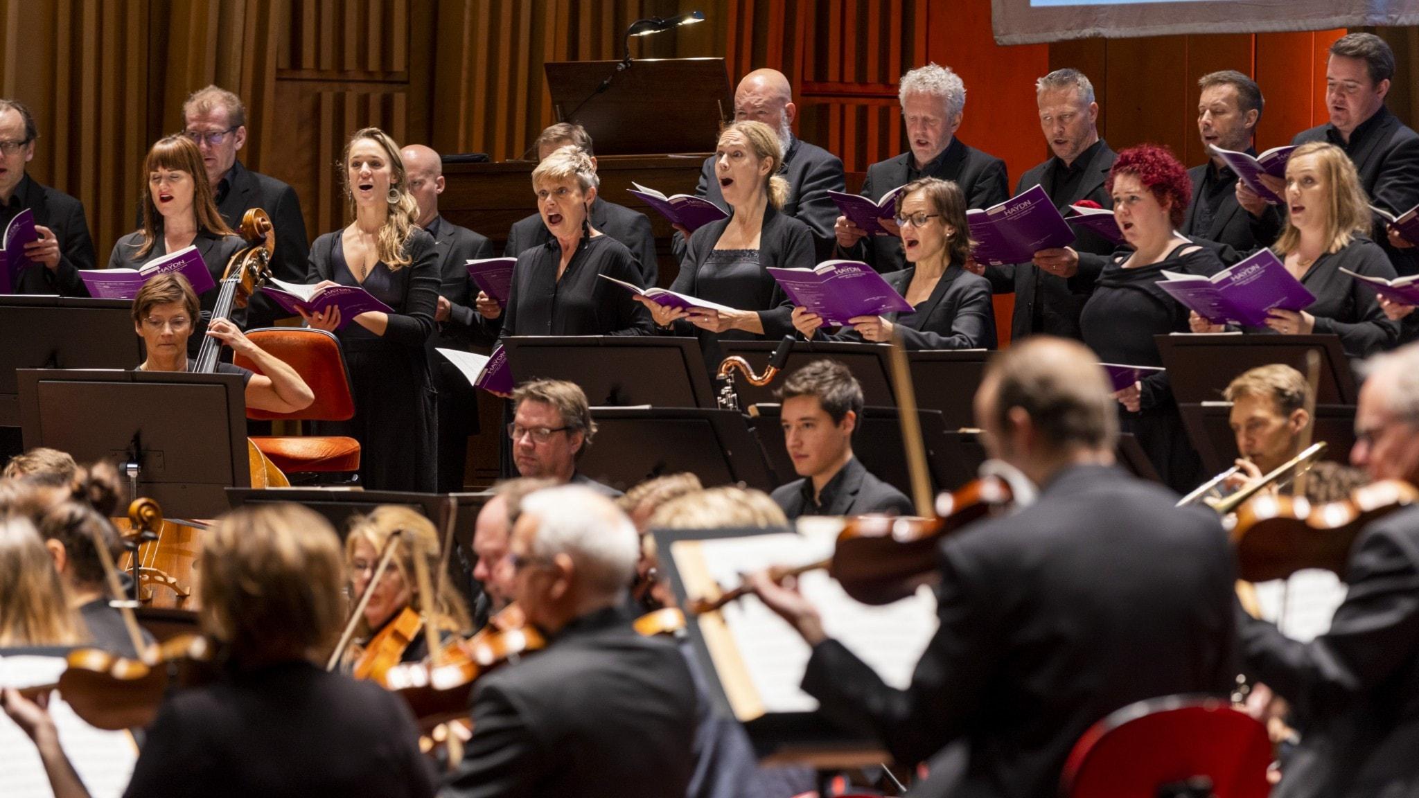 DIREKT: Lyssnarnas önskekonsert från Berwaldhallen