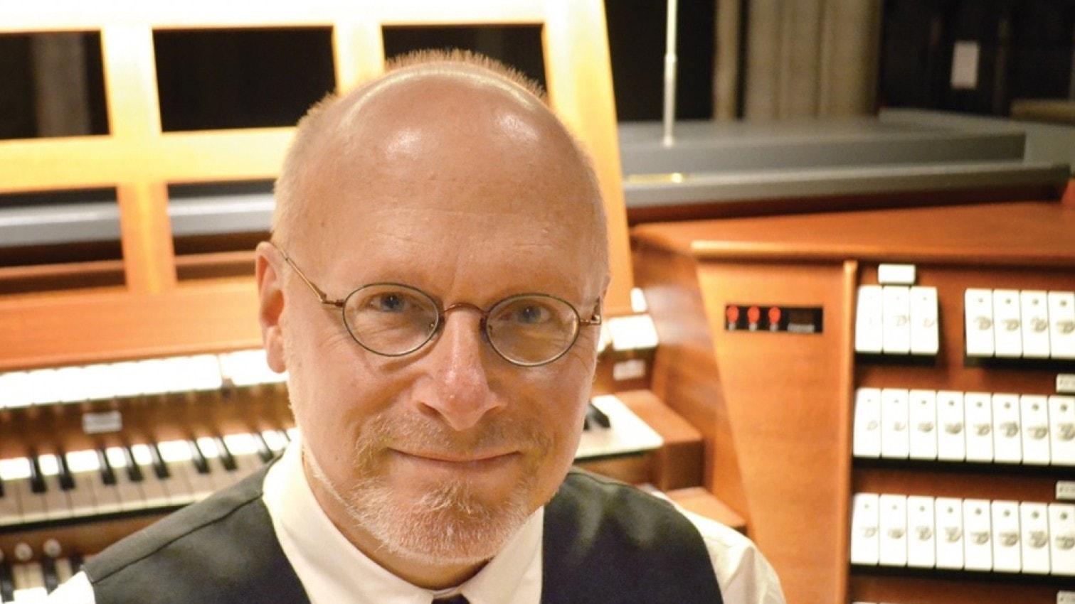 The Nordic Journey med den amerikanske organisten James D. Hicks