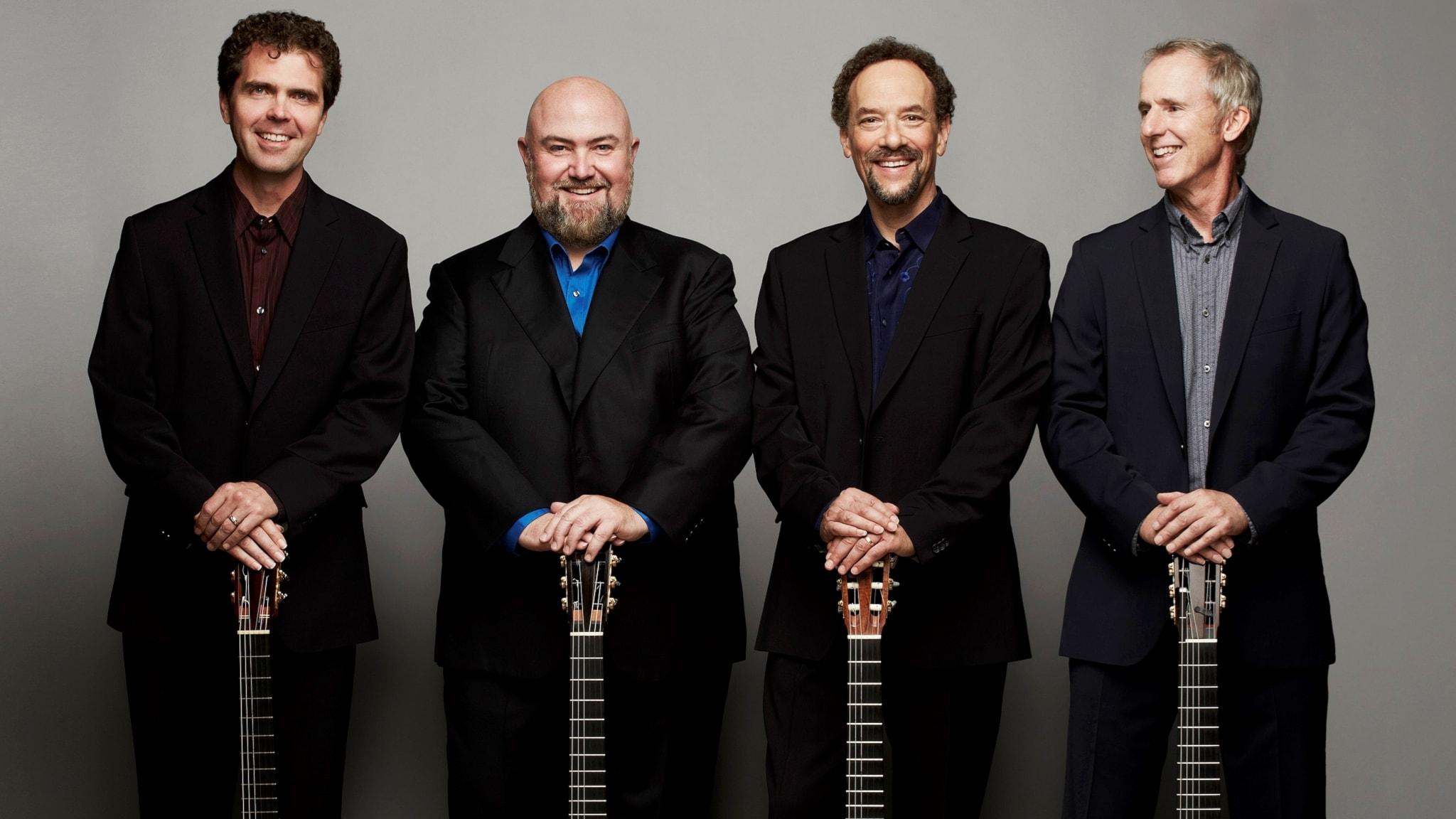 KONSERT: Orgelfestival i Stockholm och Los Angeles Guitar Quartet