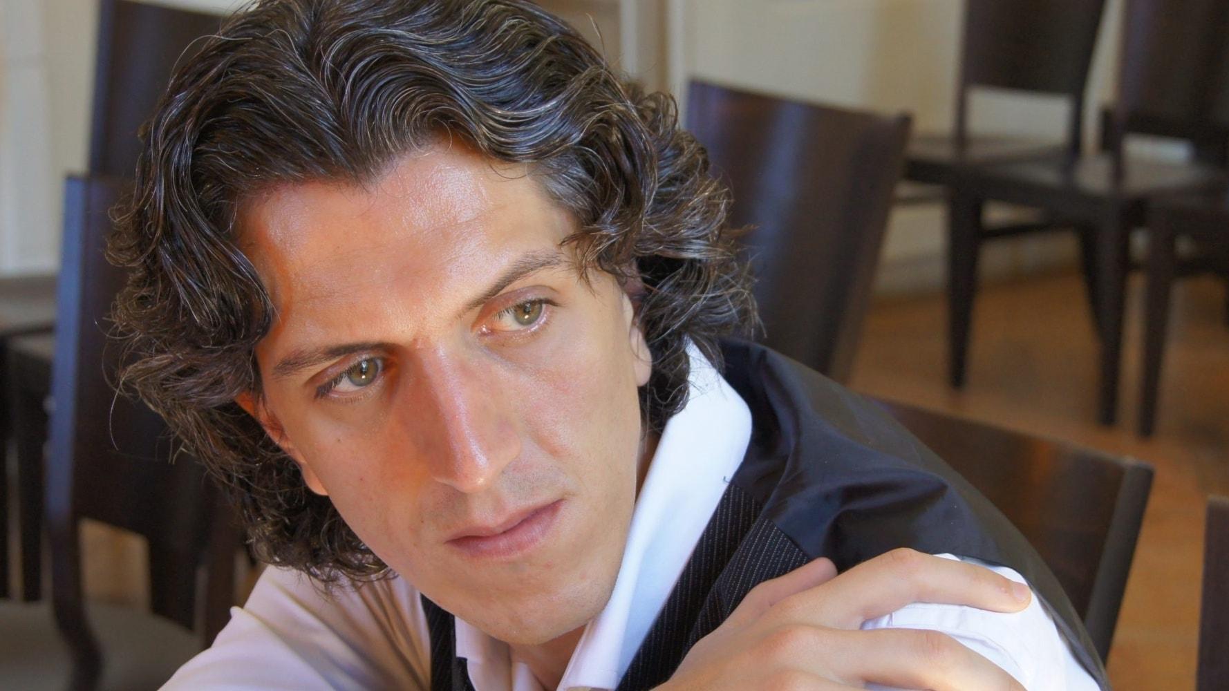 KONSERT: Pianoafton med Vittorio Forte