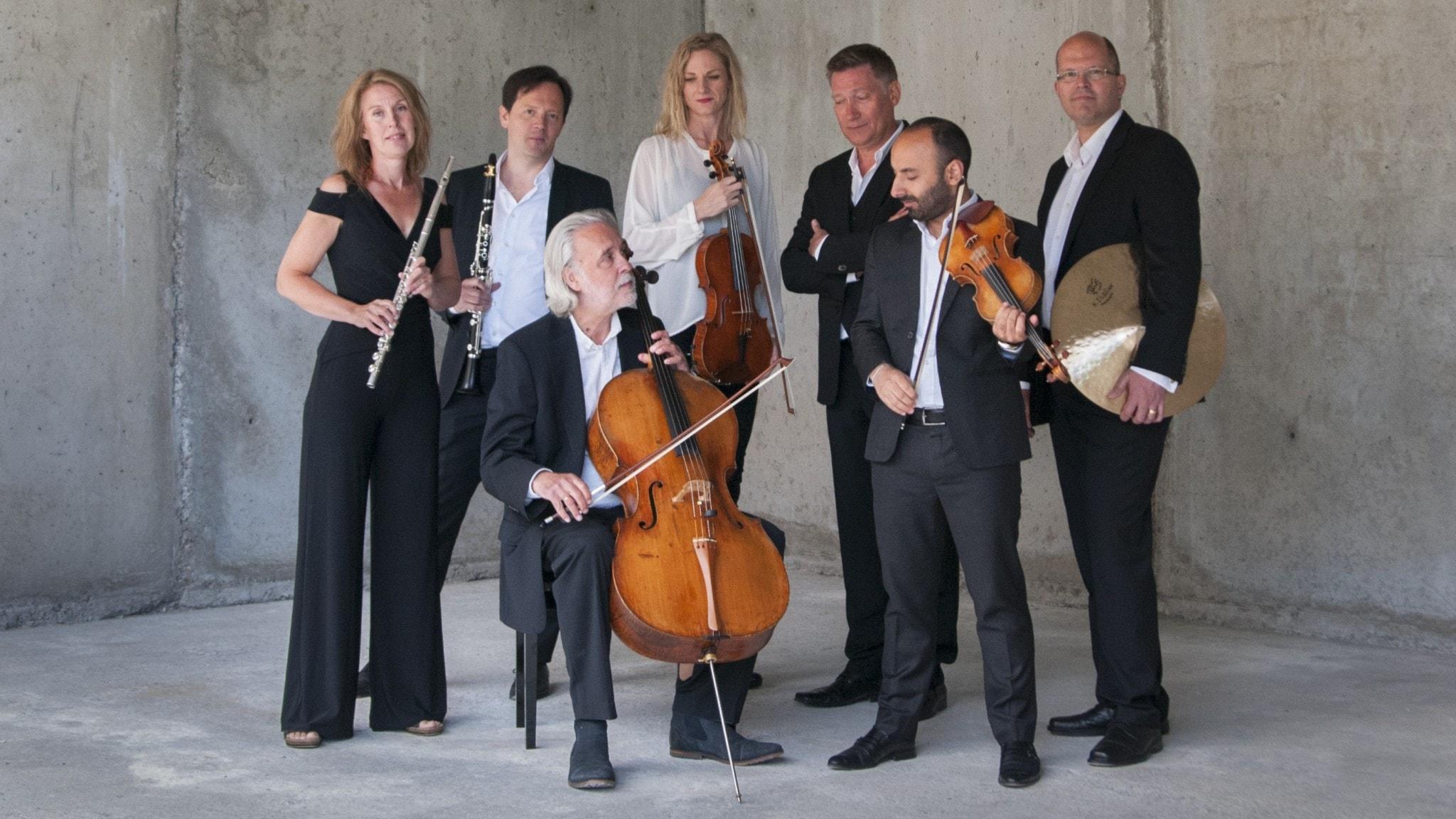 Norrbotten Neo spelar ny svensk musik