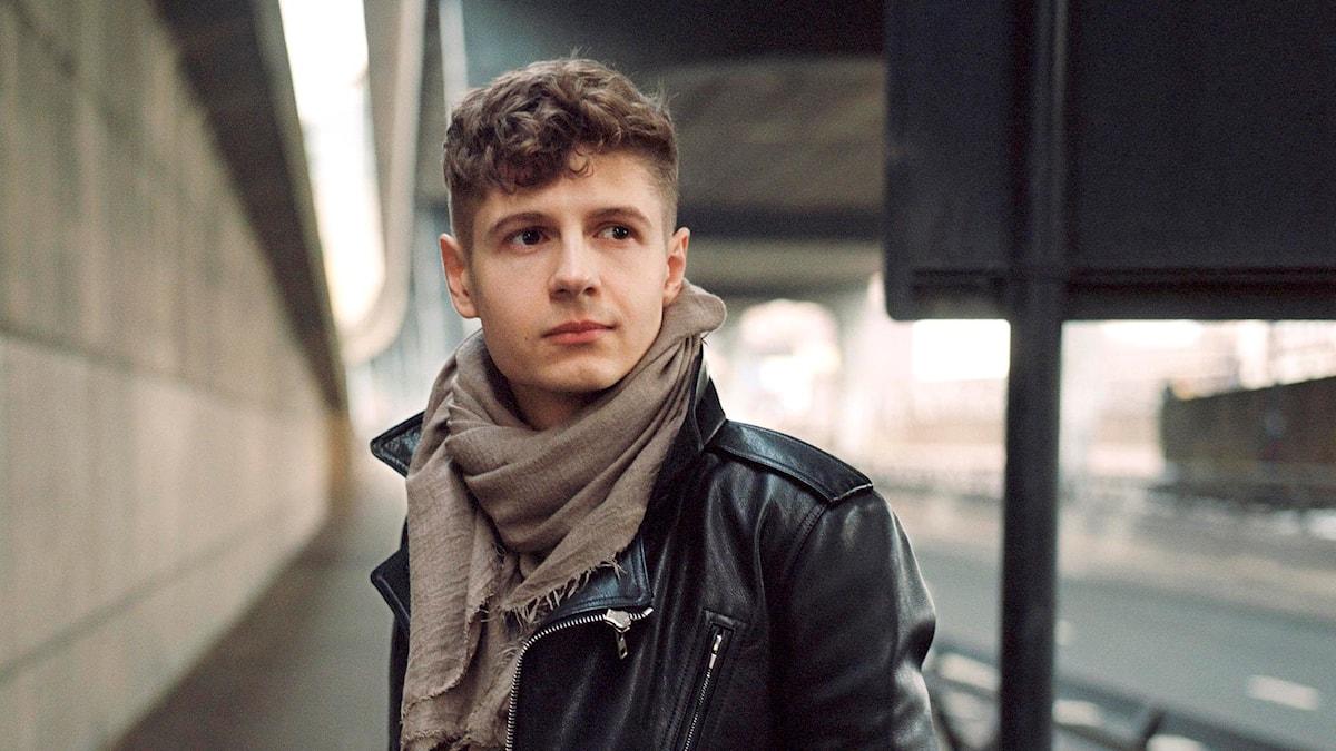 Bild på pianisten Pavel Kolesnikov