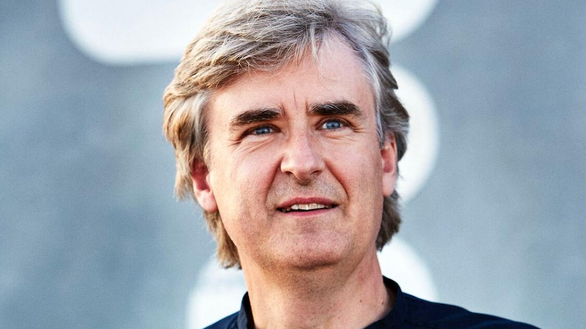 Dirigent Thomas Dausgaard.
