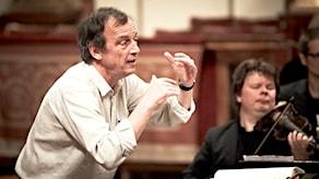 Lars-Ulrik Mortensen är Concerto Copenhagens musikaliske ledare.