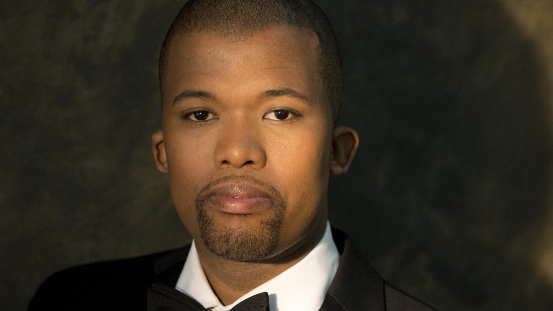 Barytonstjärnan Luthando Qave i musik av Tebogo Monnakgotla