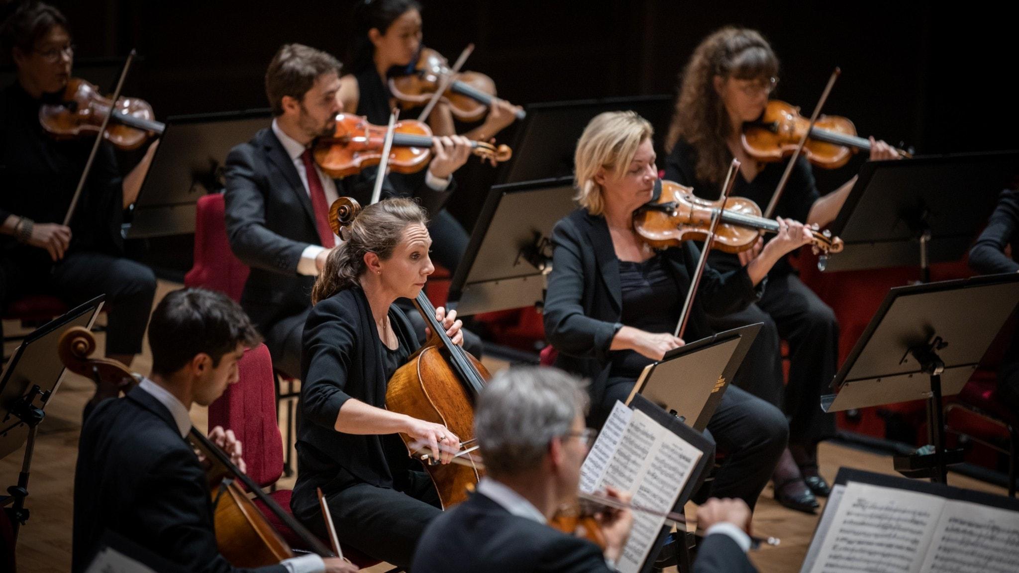 Bild: Kungliga filharmonikerna.