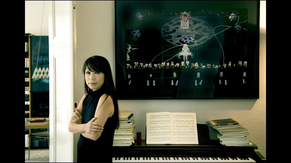 Hör musik av den sydkoreanska kompositören Unsuk Chin.