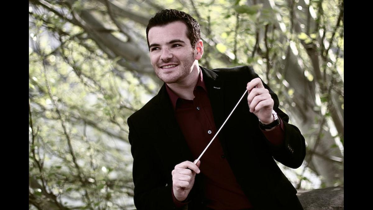 Dirigent Lionel Bringuier.