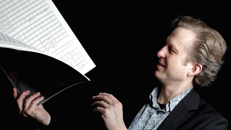 Mats Larsson Gothe. Foto: Norrlandsoperan