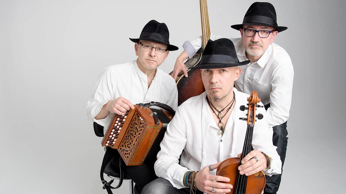 Kroke är Tomasz Lato, Tomasz Kukurba och Jerzy Bawoł.