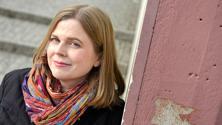 Tonsättaren Britta Byström. Foto: Arne Hyckenberg/Sveriges Radio
