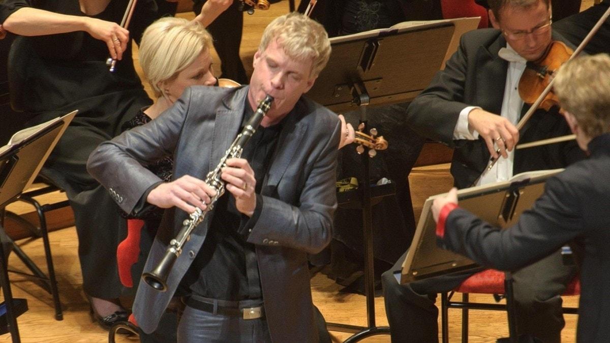 Martin Fröst