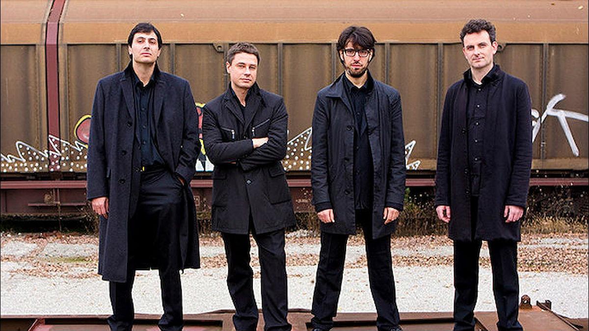 Quartetto Prometeo. Pressbild/quartettoprometeo.com