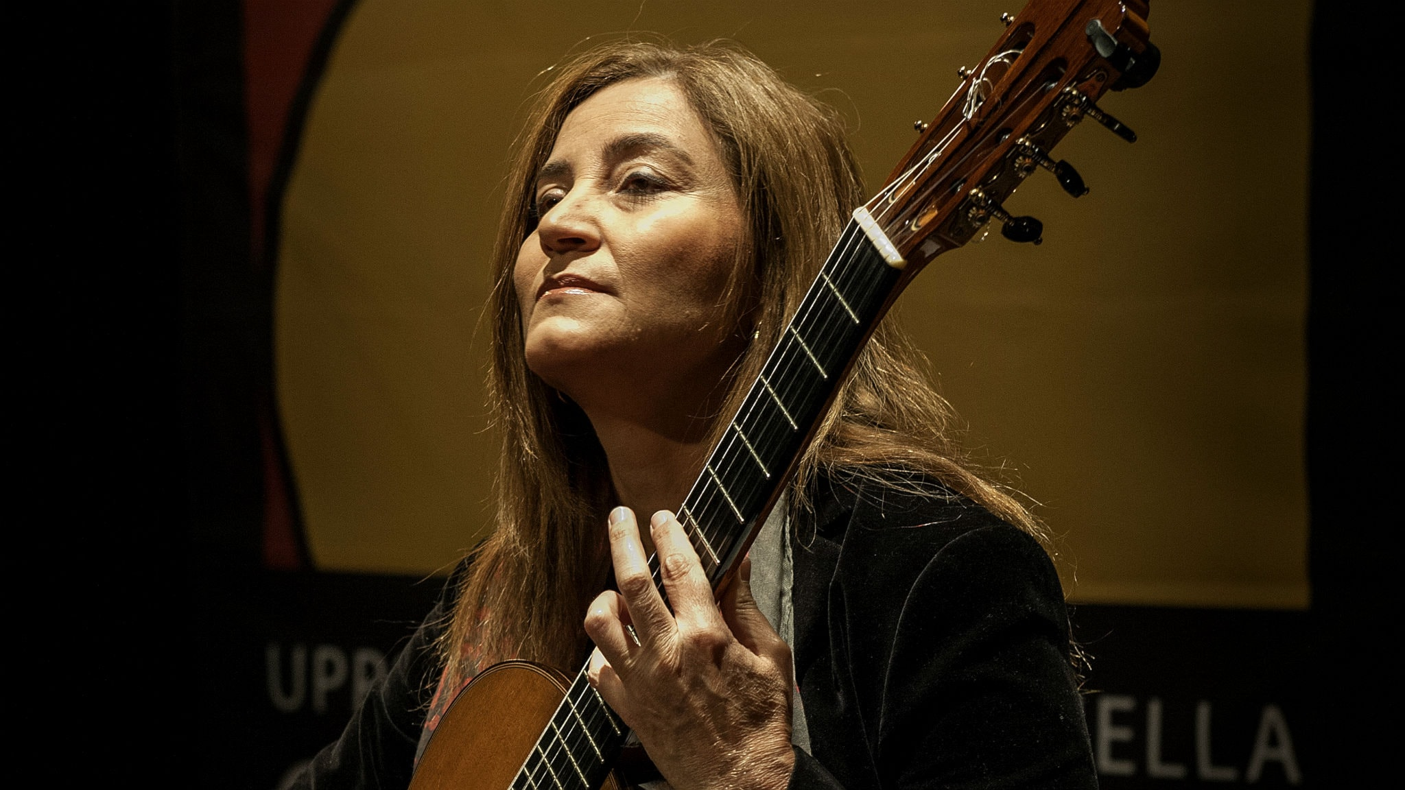 Berta Rojas. Foto: Per Lindqvist/Sveriges Radio