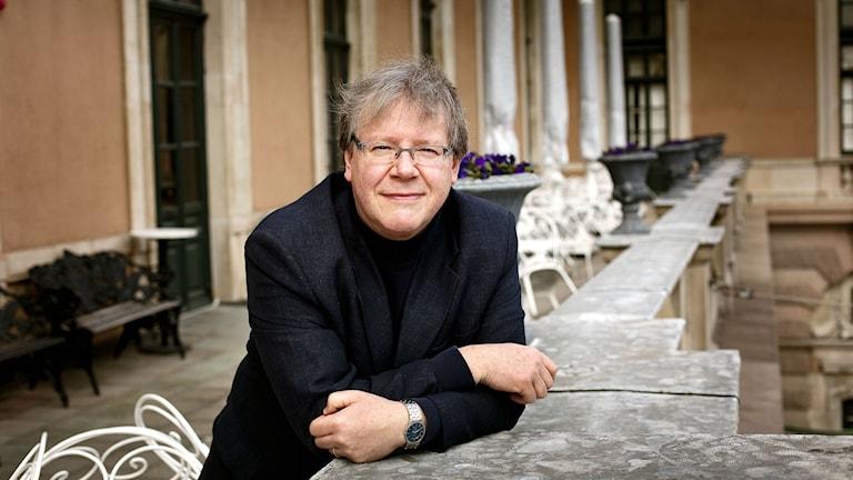 Den svenske kompositören Rolf Martinsson. Foto: Mats Bäcker