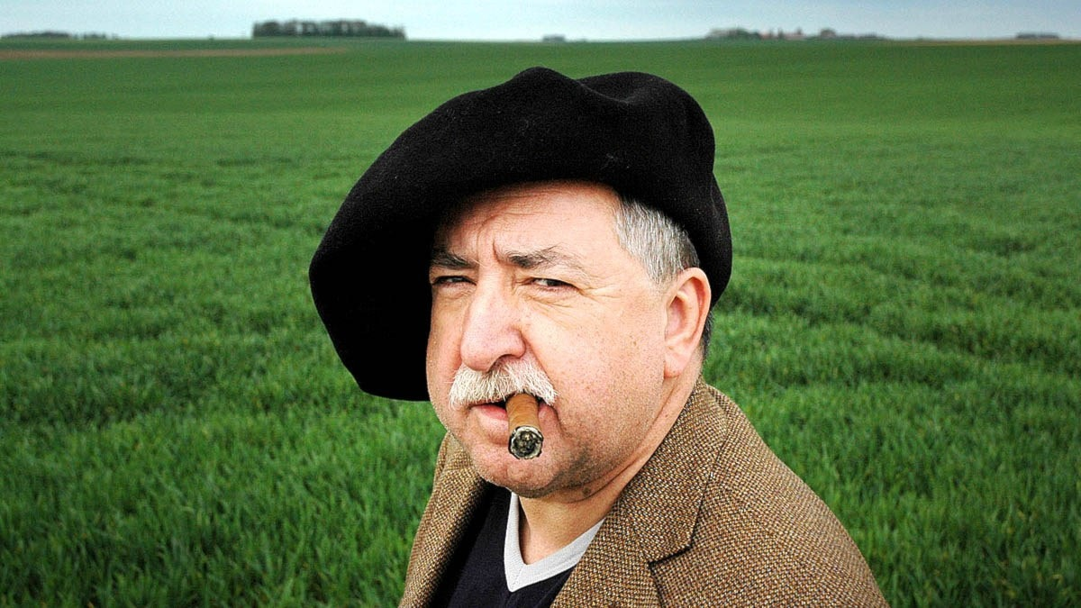 Den belgiske ensembleledaren Paul van Nevel. Foto: Michiel Hendryckx/CC BY 3.0
