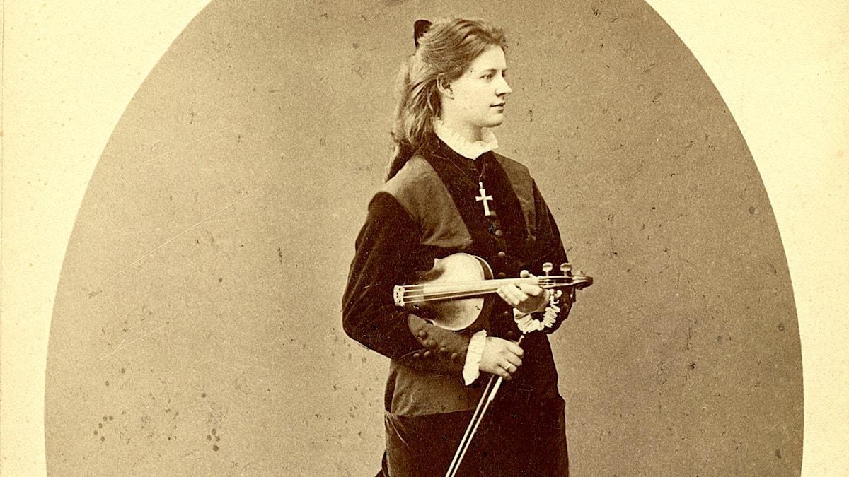 Amanda Maier-Röntgen. Foto: Kungliga operan