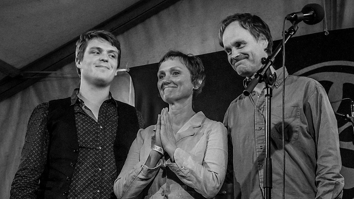 Gunnel Mauritzsson Trio. Foto: Jon Antonsson