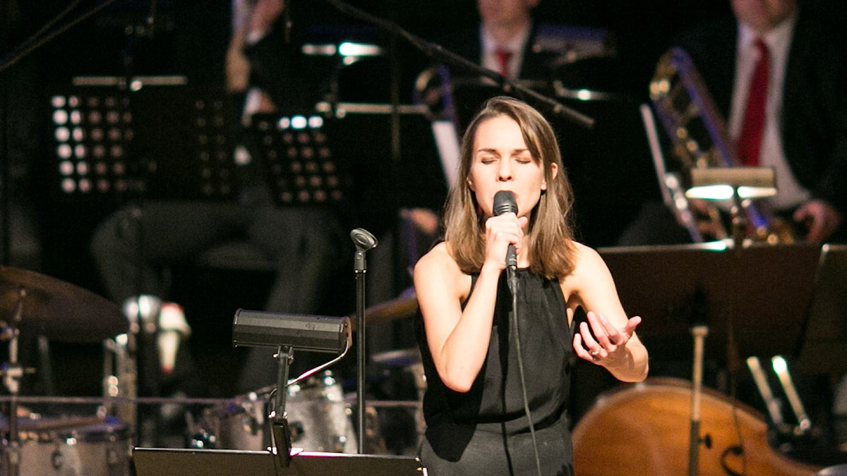 Isabella Lundgren. Foto: Helena Andersson/Sveriges Radio