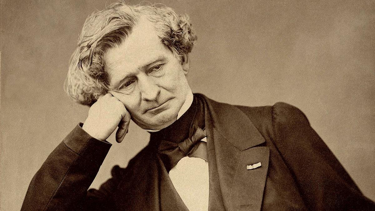 Hector Berlioz. Foto:  Bibliothèque nationale de France