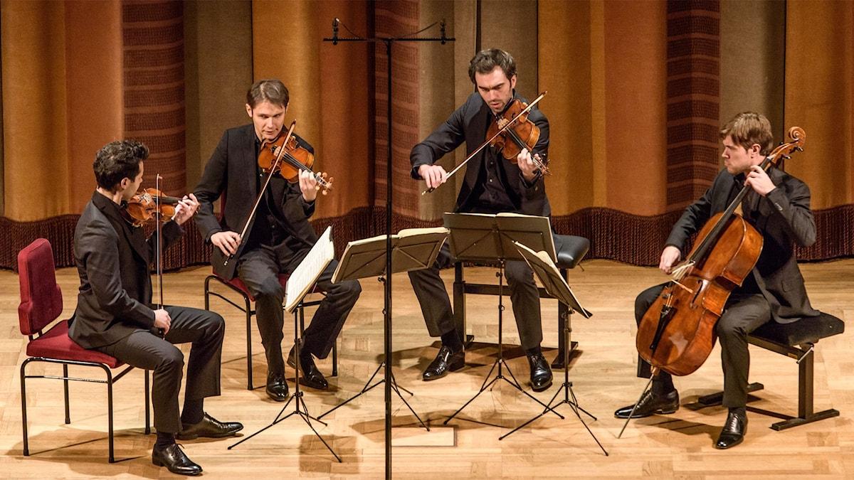 Modiglianikvartetten