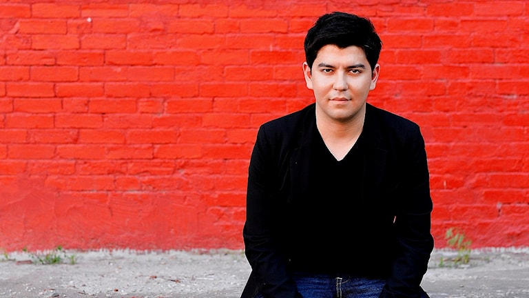 Den uzbekiske pianisten Behzod Abduraimov.