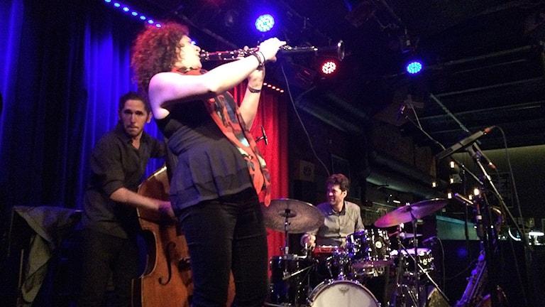 Anat Cohen Quartet på Fasching.