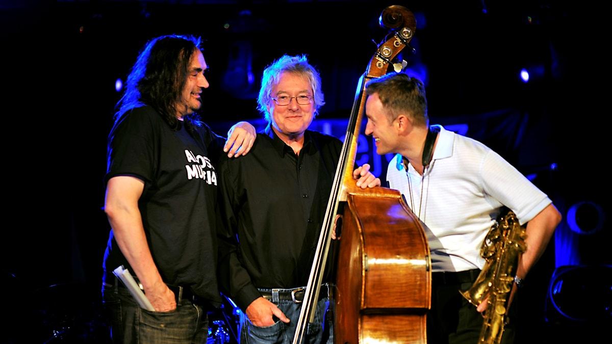 Bild: Arild Andersen trio.