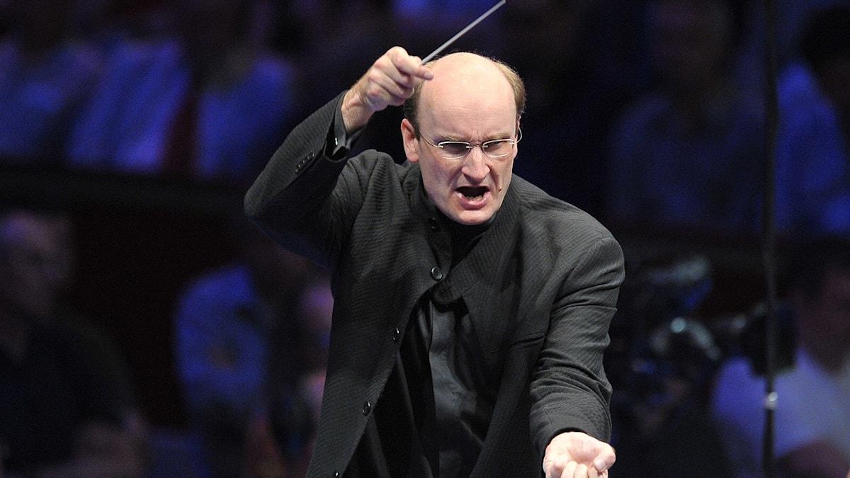 Andrew Manze, BBC Proms 2012.