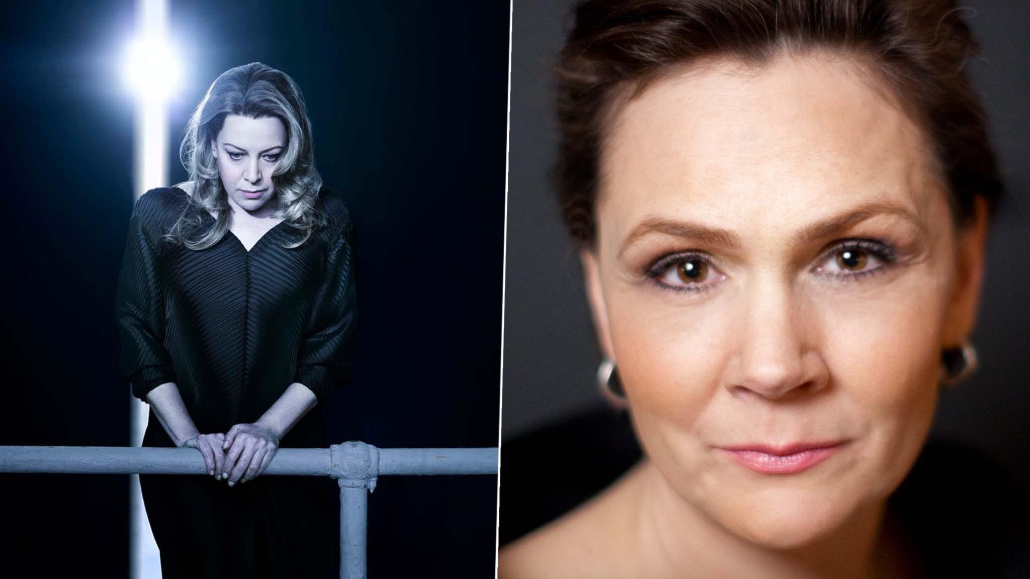 Nina Stemme och Anna Larsson sjunger Wagner