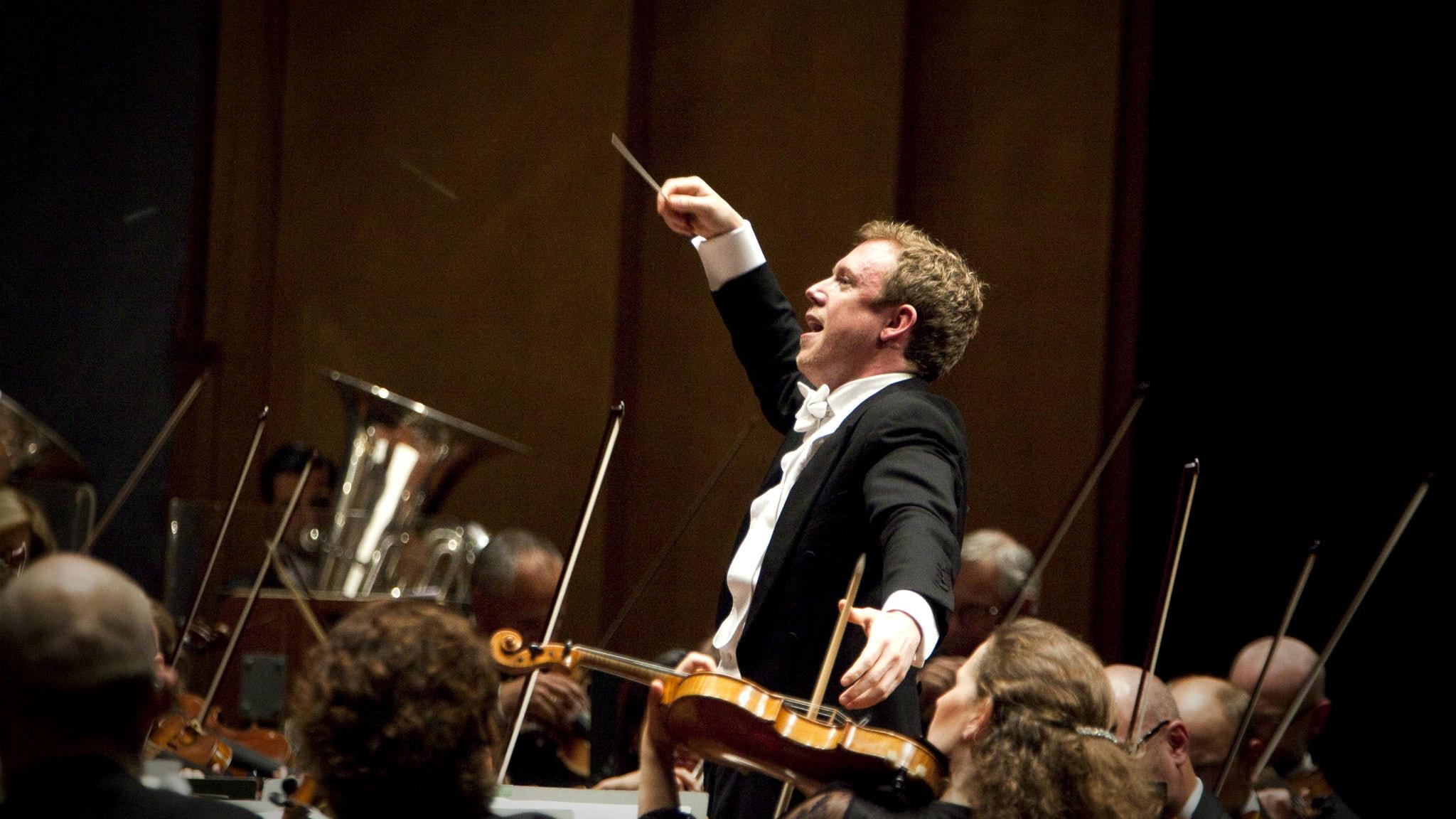 Radiosymfonikerna spelar Mahlers Symfoni nr 1