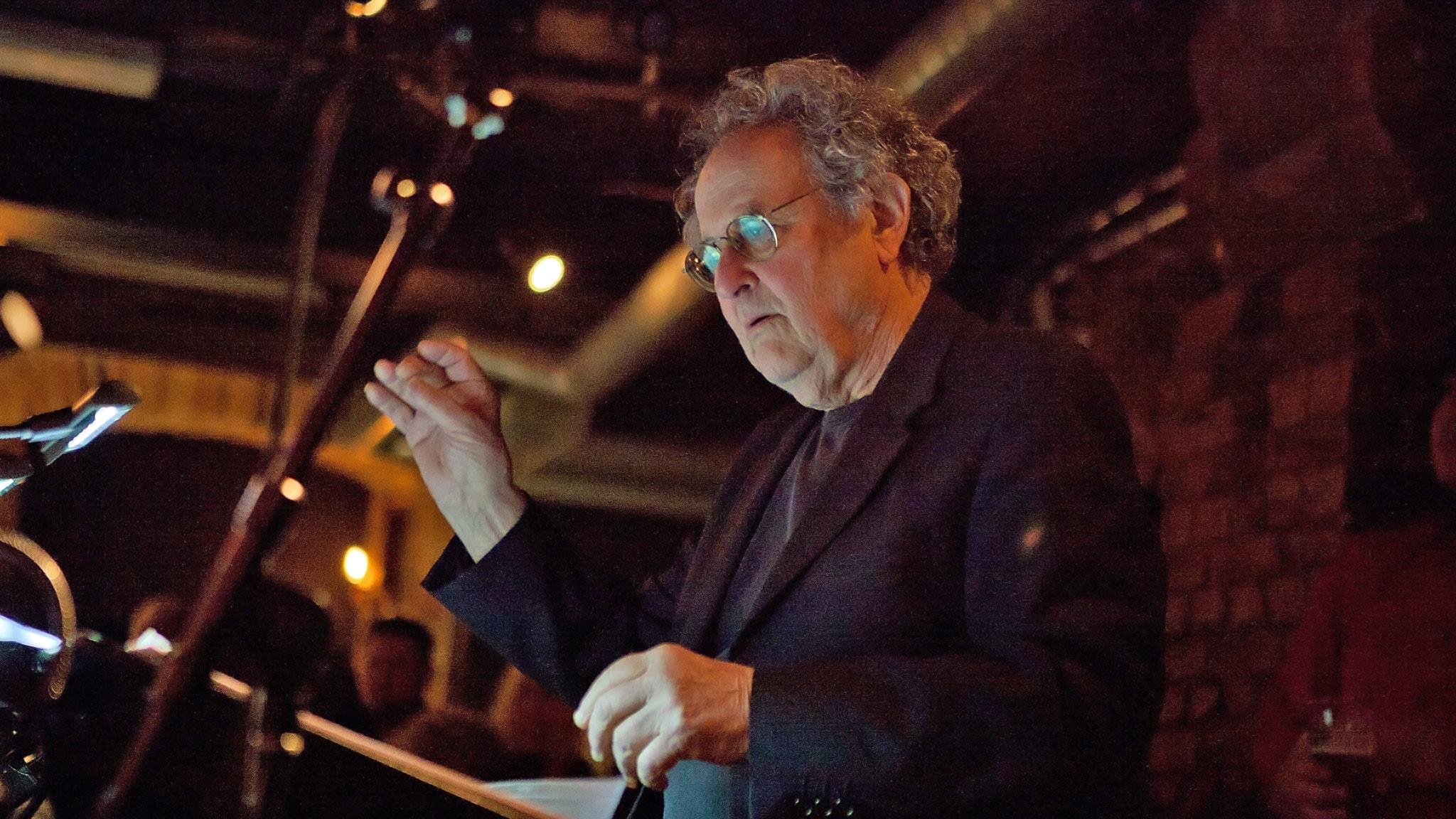 Musiklegendaren Georg Riedel