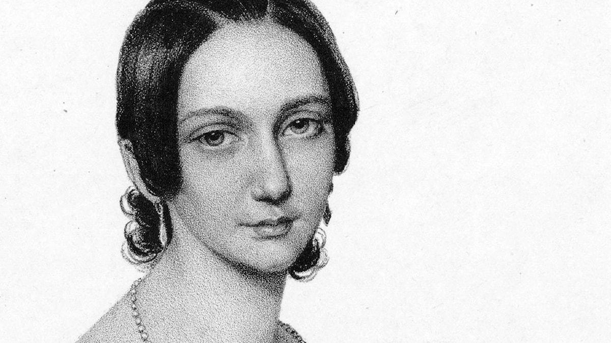 Bild: Clara Schumann.