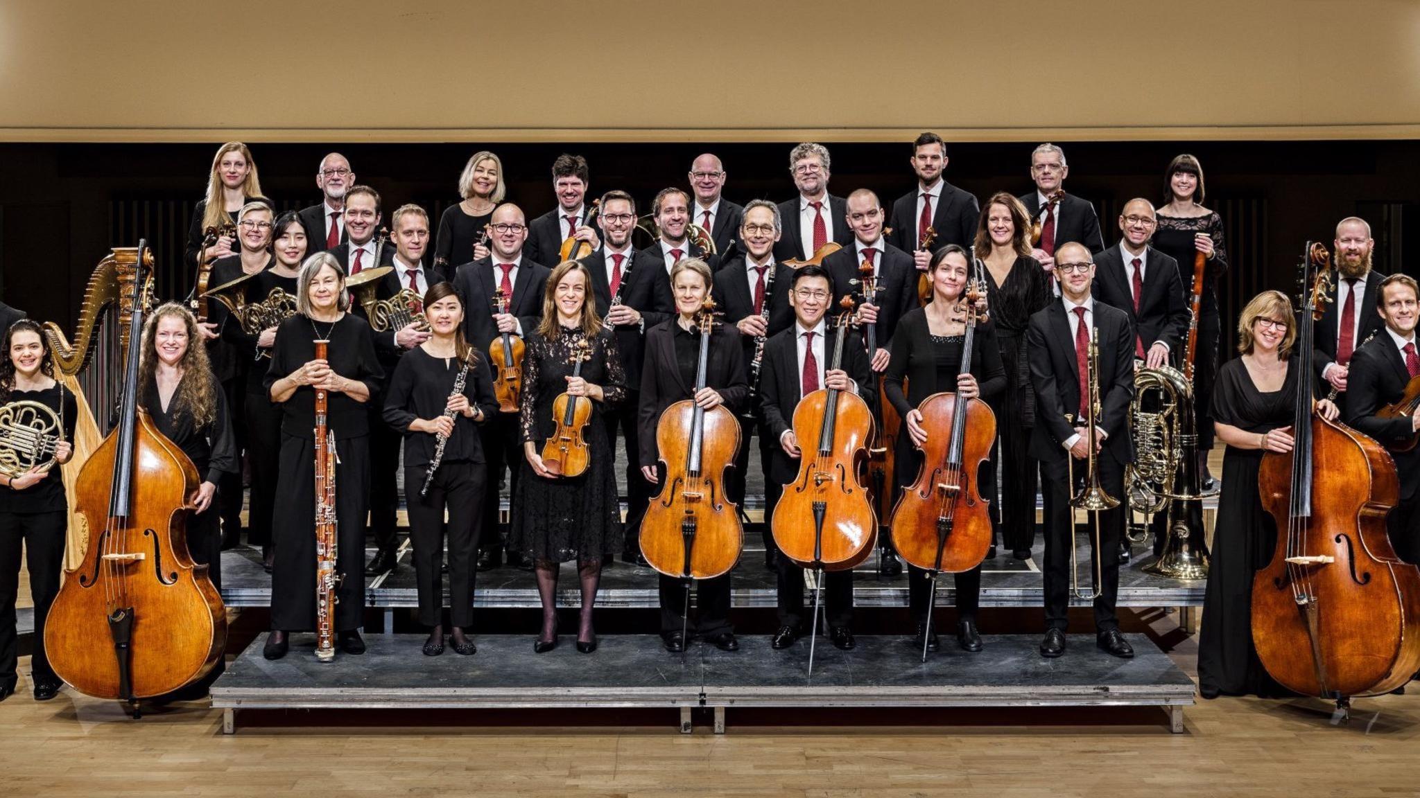 DIREKT: Norrlandsoperans symfoniorkester firar 30 år