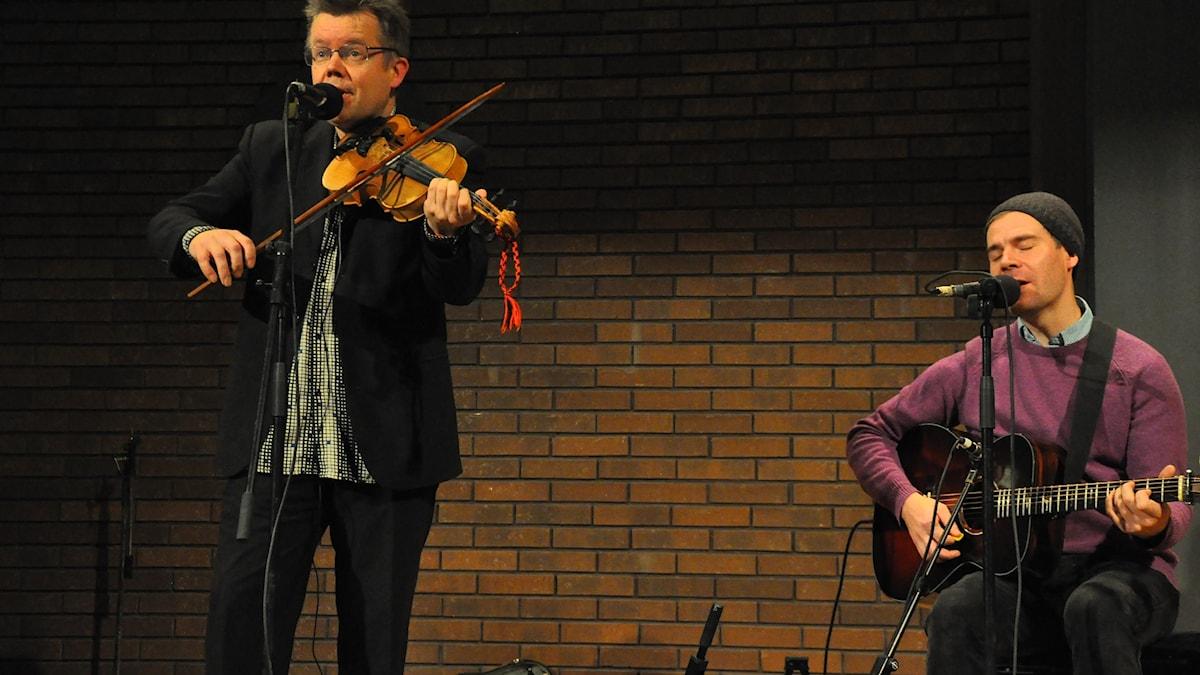 Arto Järvelä och Antti Järvelä.